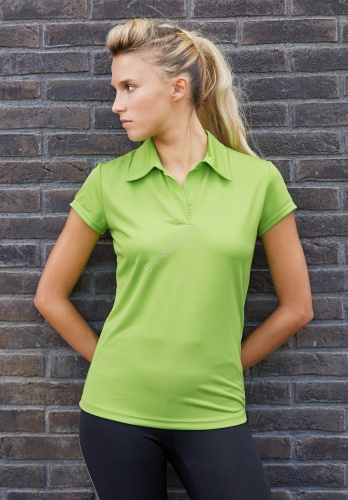 Damesmodel Sport polo (PA483) - proact 483